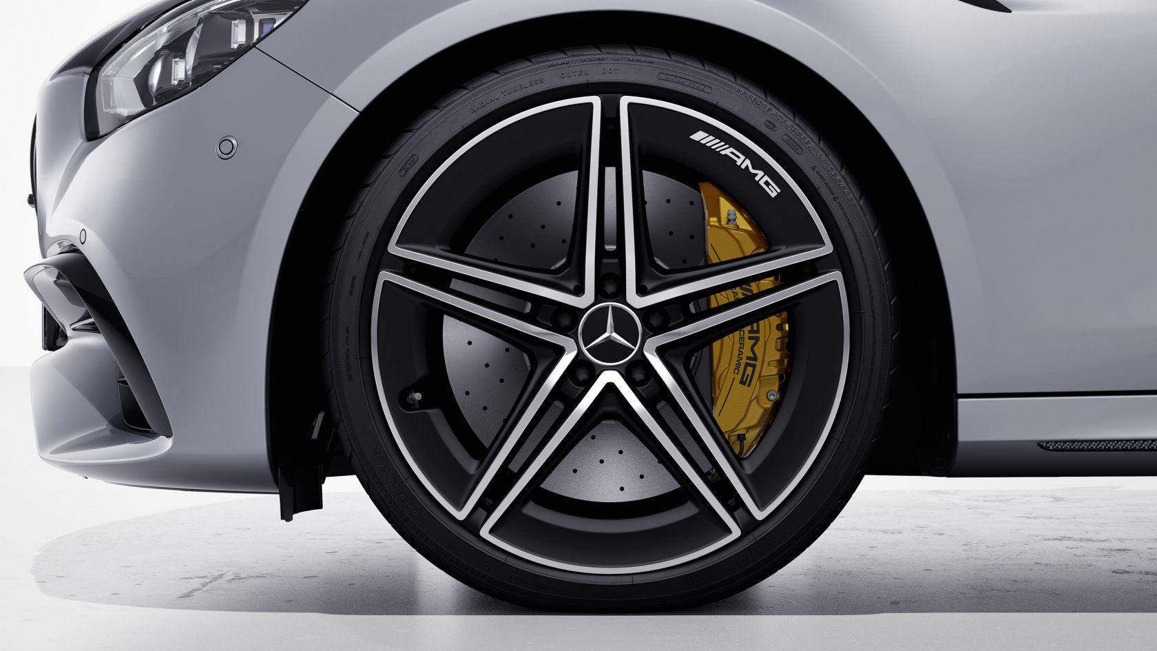 Легкосплавні колісні диски AMG