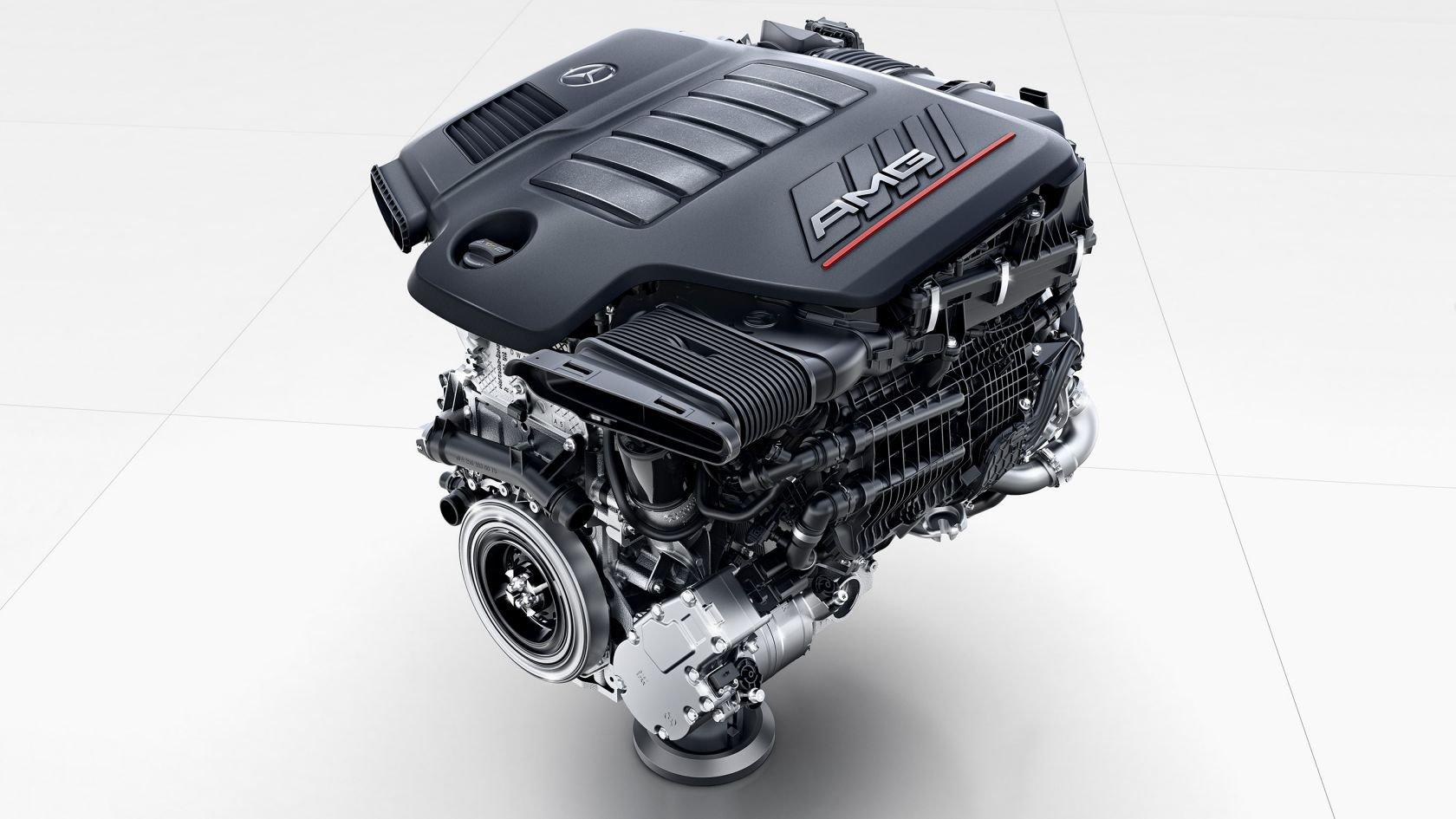 Турбодвигун R6 з 3-літрових об`ємом