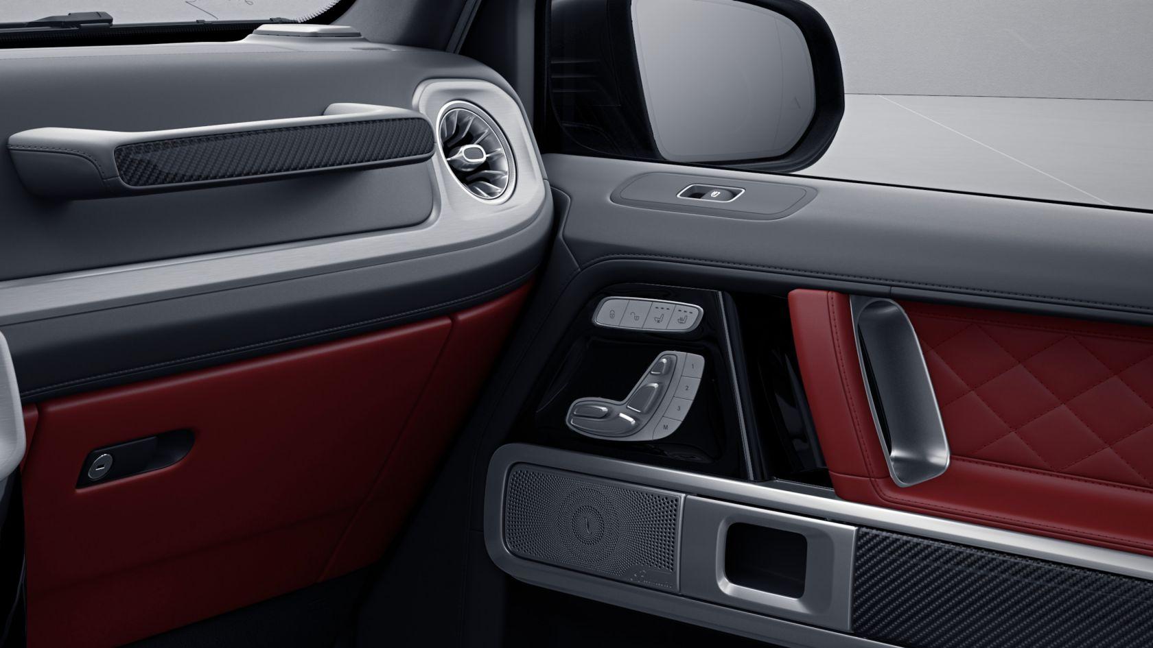 Декор AMG Carbon