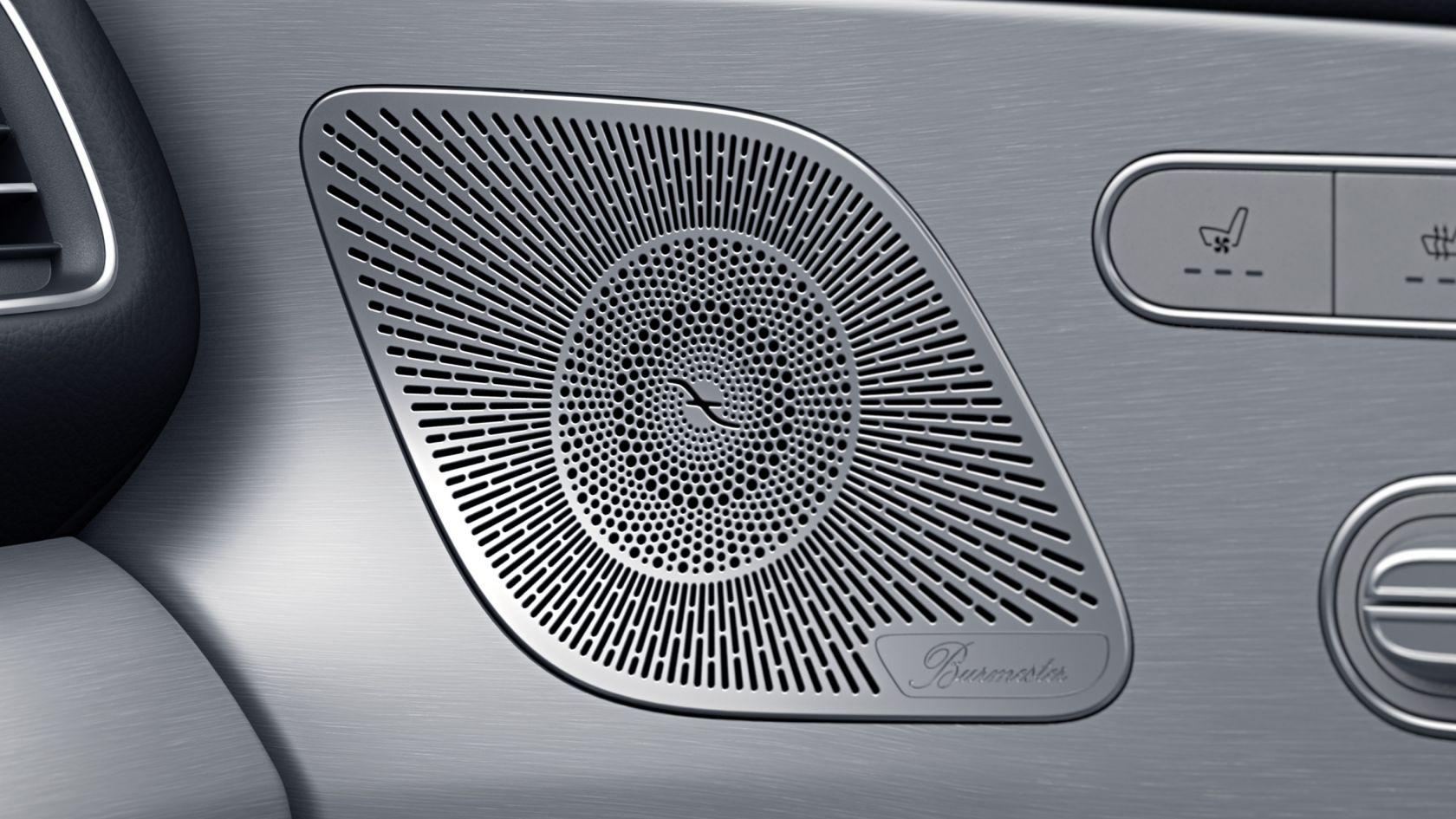 Акустична система об'ємного звучання 3D Burmester® High-End