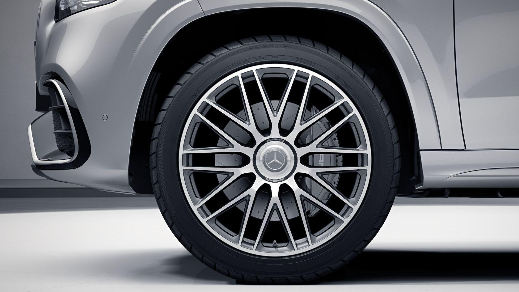 23-дюймовые кованые диски колес