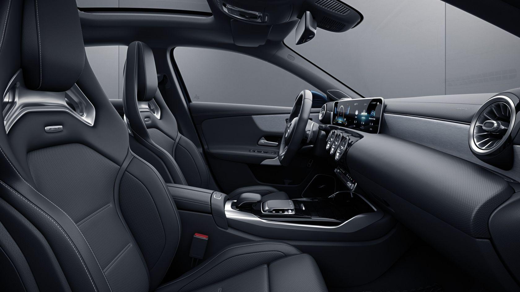 Пакет сидений AMG Performance