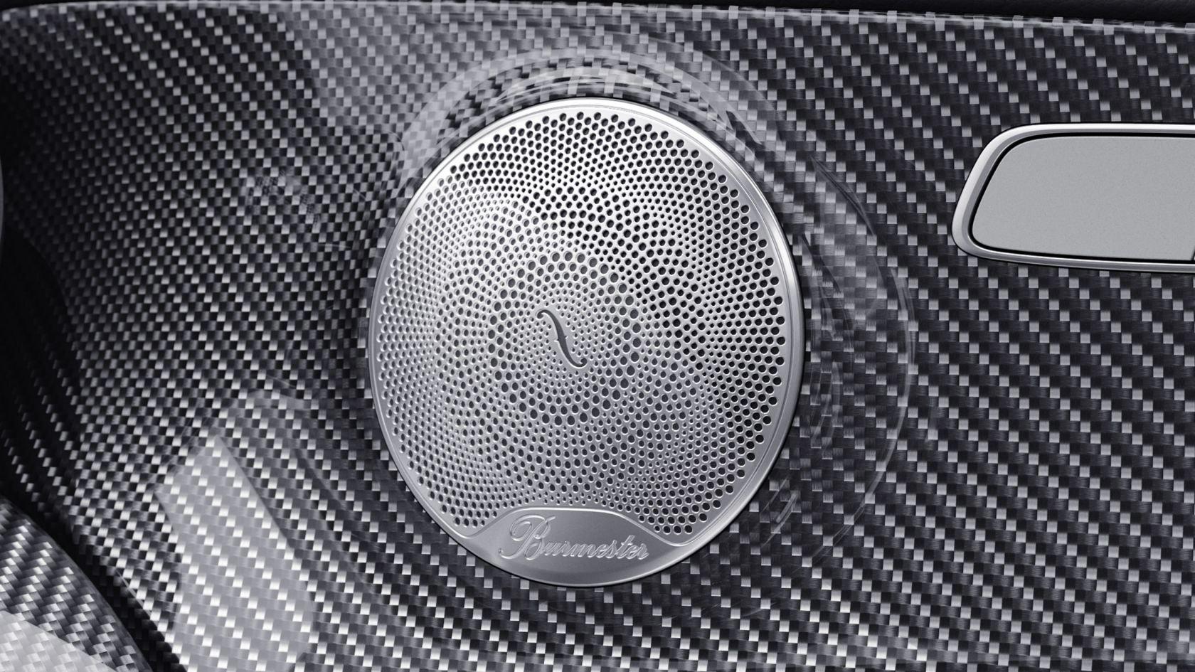 Акустична система об'ємного звучання Burmester® високого рівня