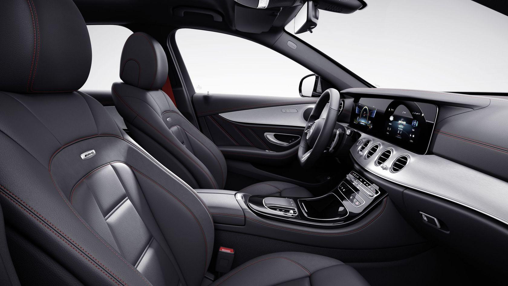 Пакет сидений AMG Performance High-End