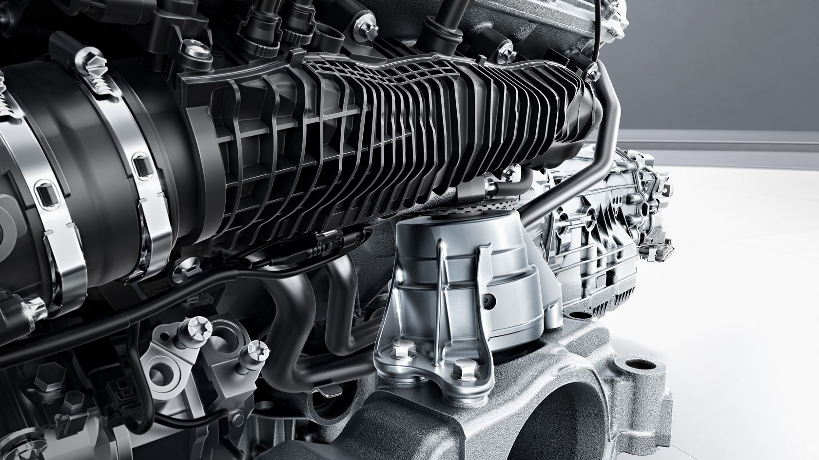 AMG опора двигателя