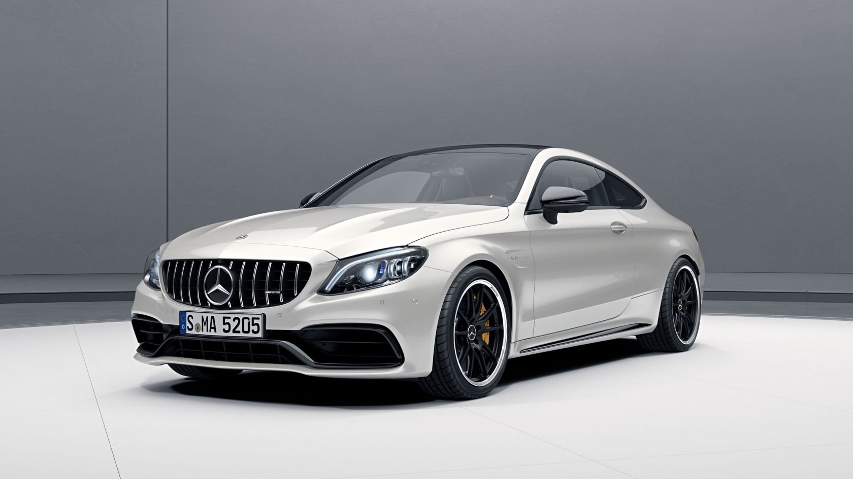 Екстер'єр Mercedes-AMG