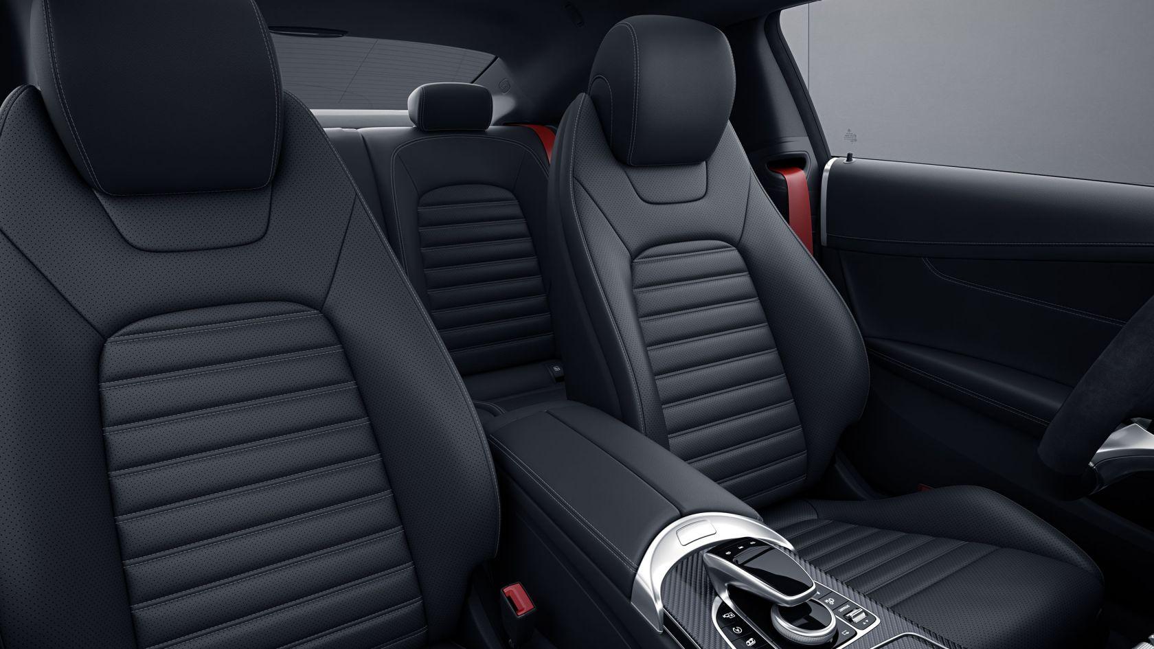 Сидіння AMG Performance