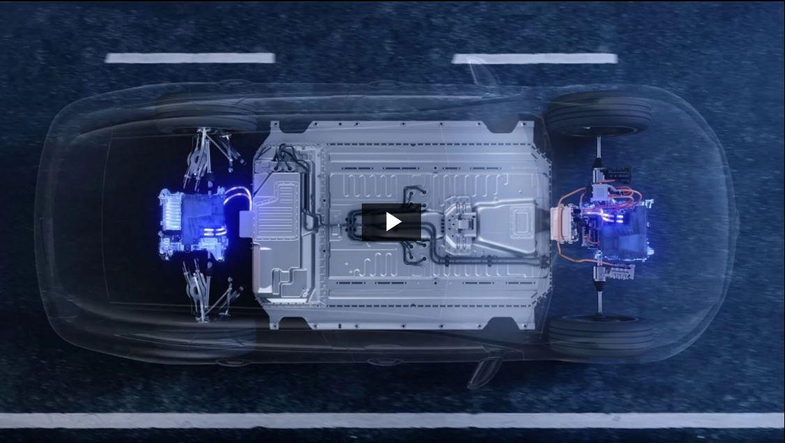Два двигуни перетворюють електричну енергію у чисту насолоду від руху