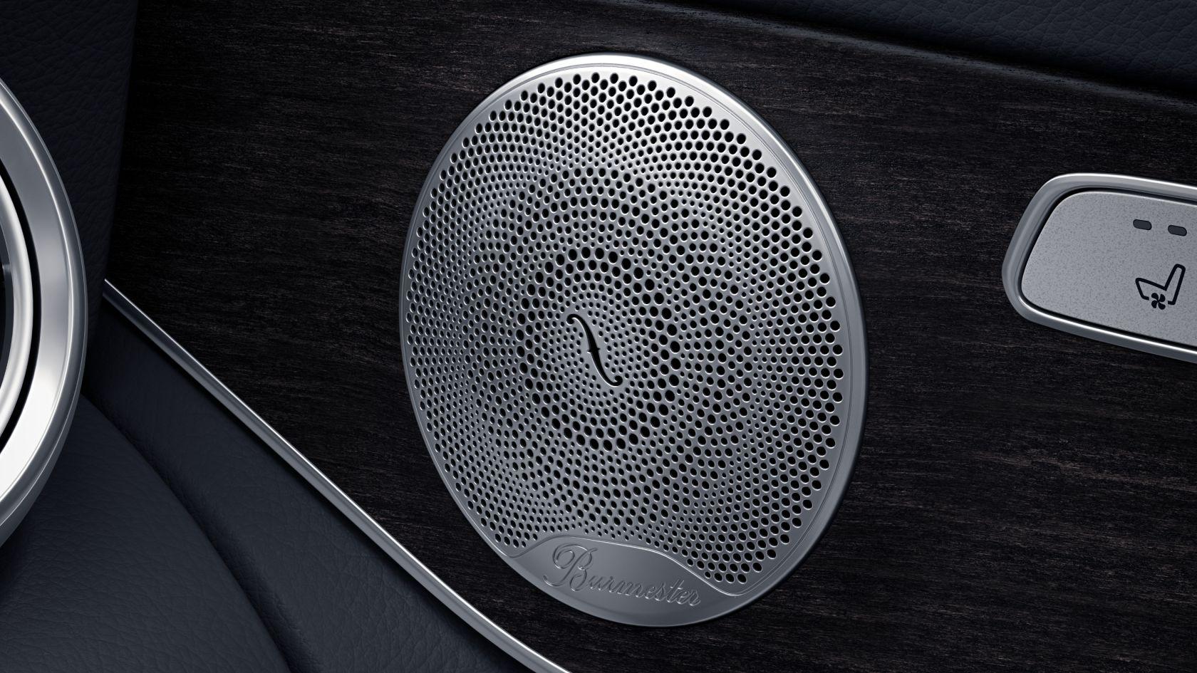 Акустическая система объемного звука Burmester