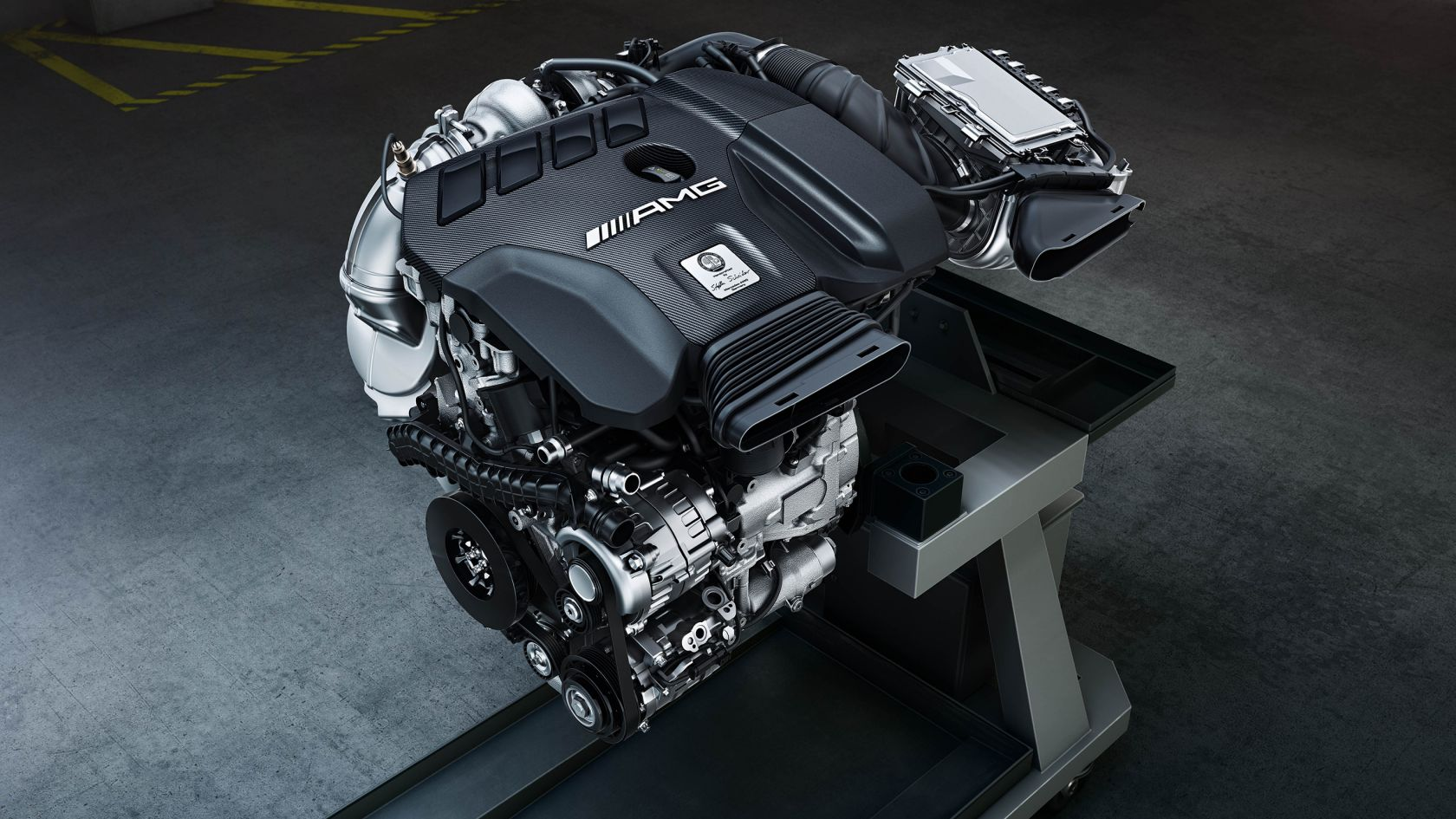 4-циліндровий турбодвигун 2 л
