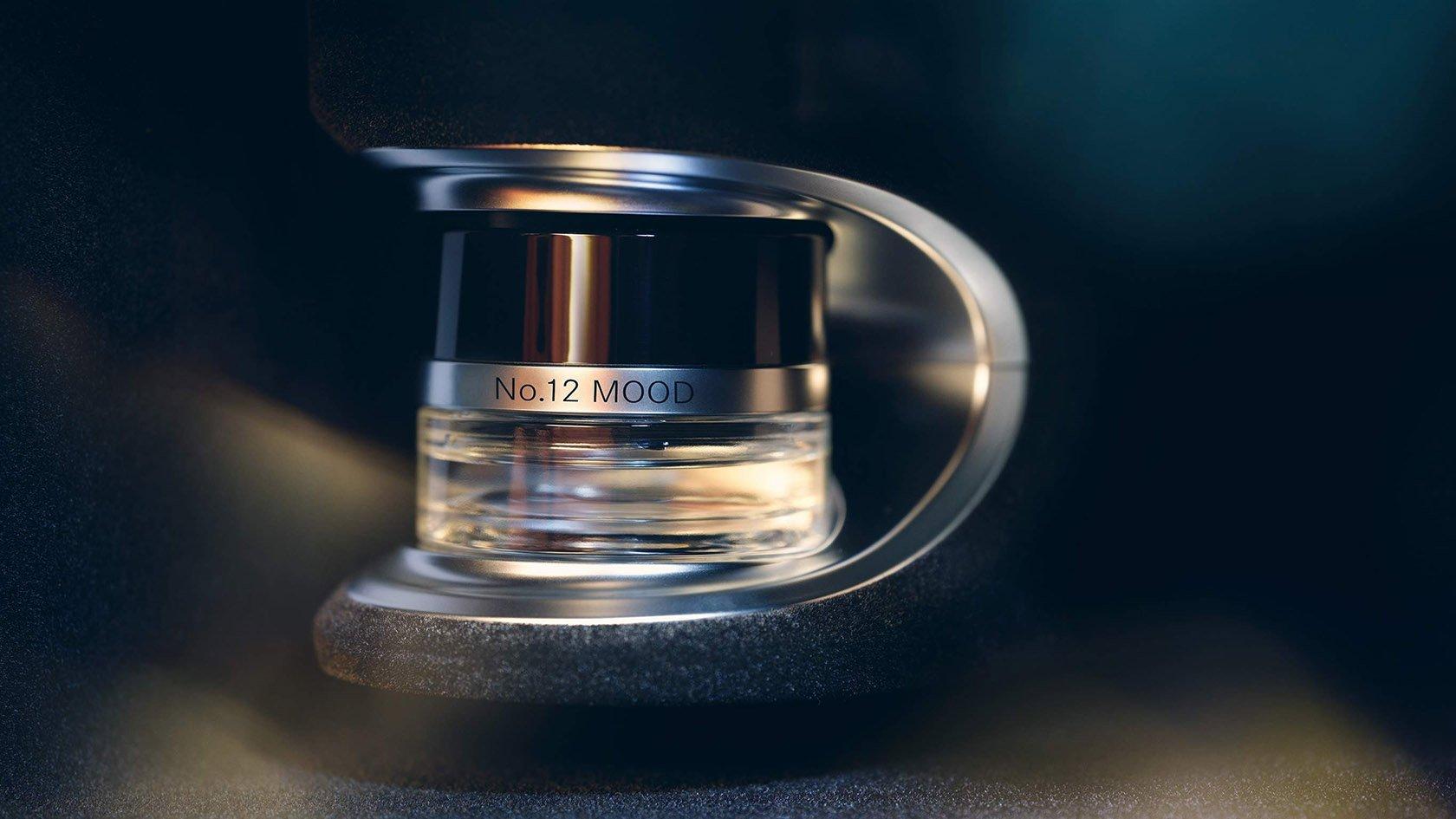 Ексклюзивний аромат Mercedes-Maybach № 12 MOOD