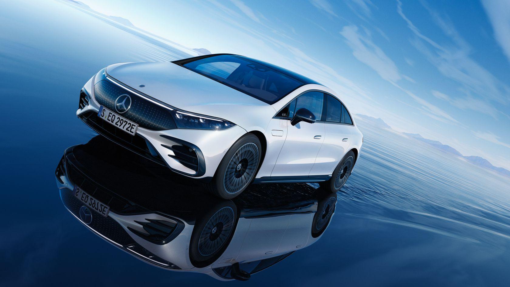 Новий EQS - це не просто якийсь автомобіль.