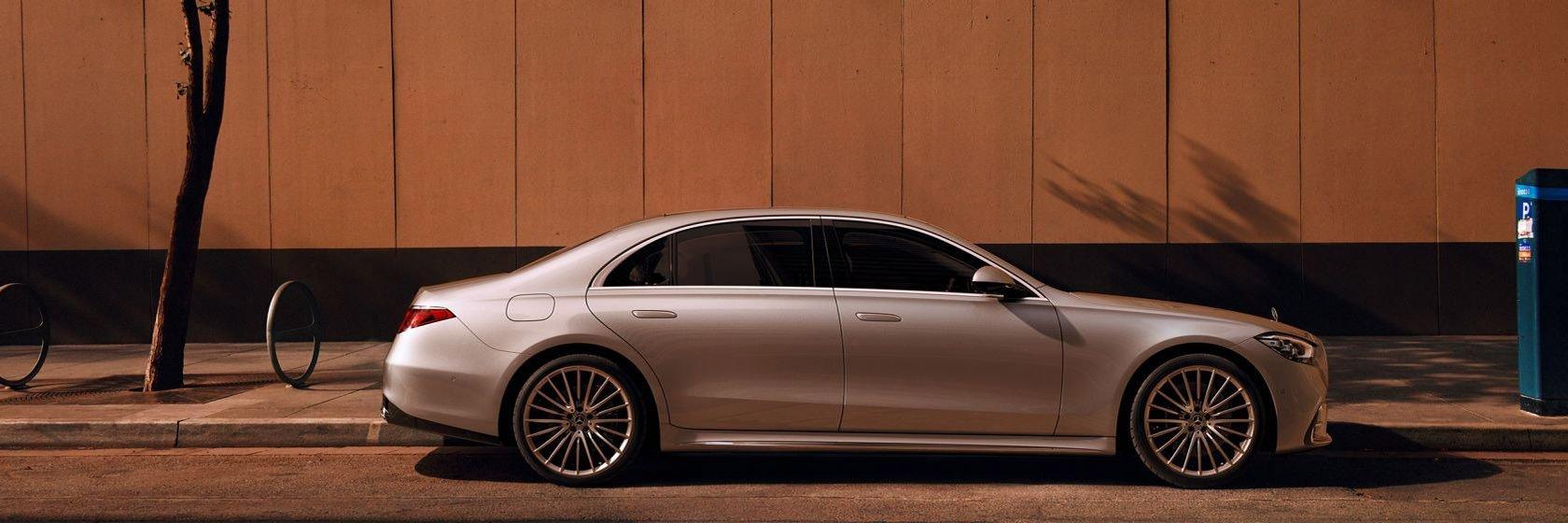 Mercedes-Benz S-Класу