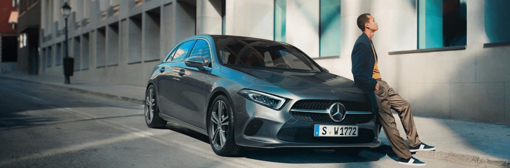 Дизайн Mercedes А-class