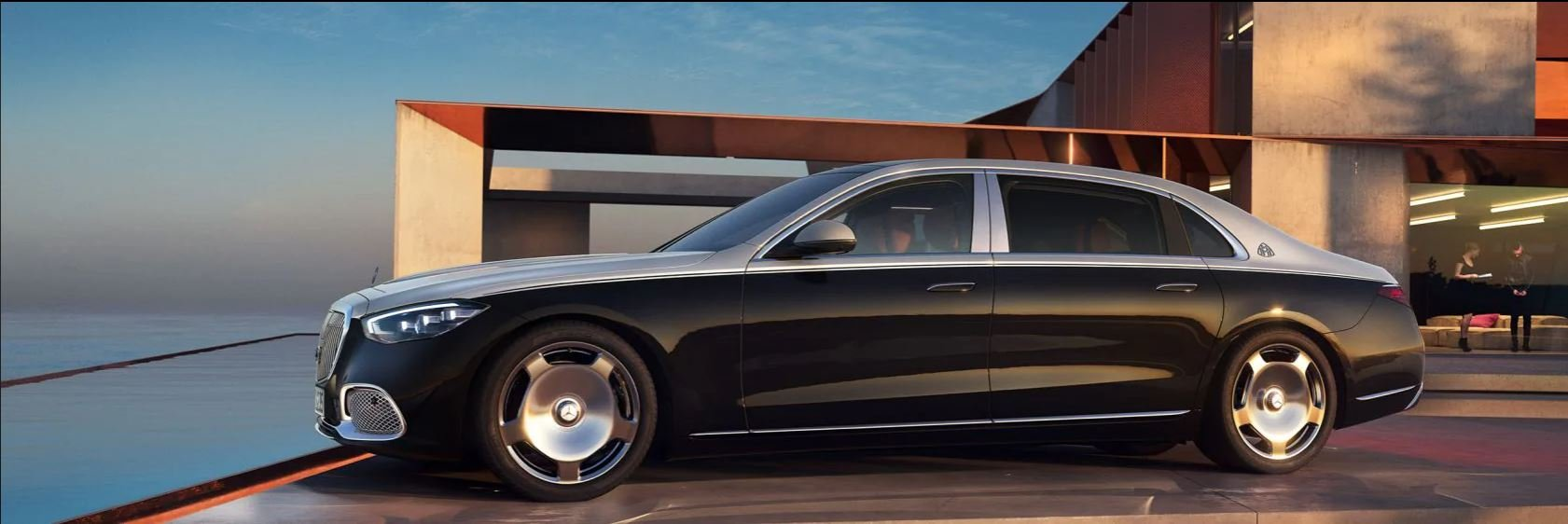Mercedes-Maybach S-класса