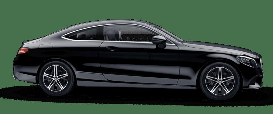 Mercedes-Benz C 200 4MATIC Coupe