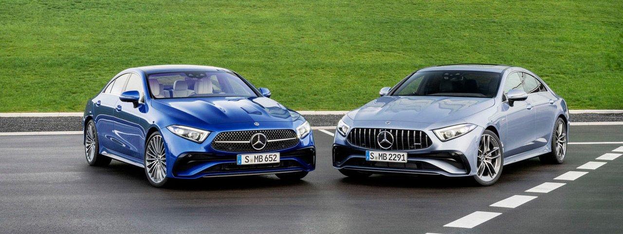 Покращений та індивідуалізований дизайн Mercedes-Benz CLS