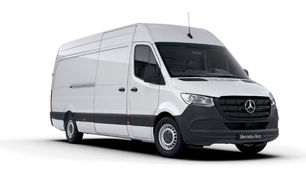 Mercedes-Benz Sprinter Panel van  311 CDI довгий