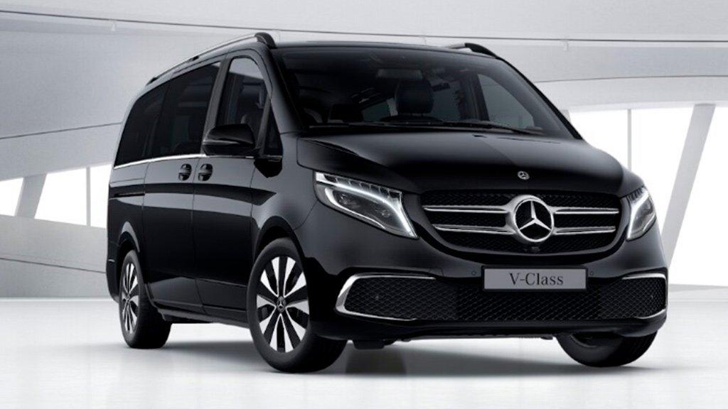 Mercedes-Benz V-Class AVANTGARDE V 300 d long