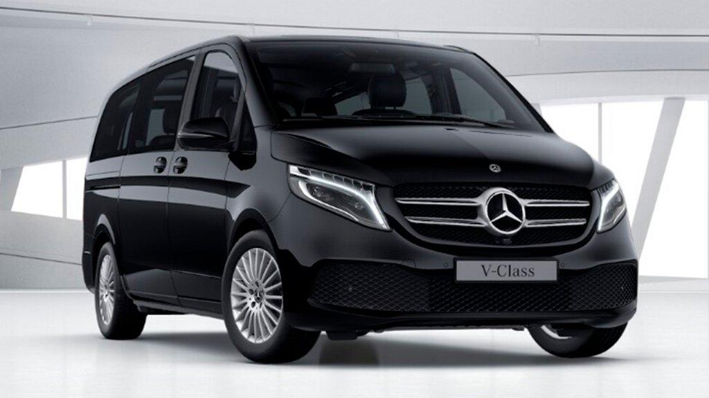 Mercedes-Benz V-Class V 220 d довгий