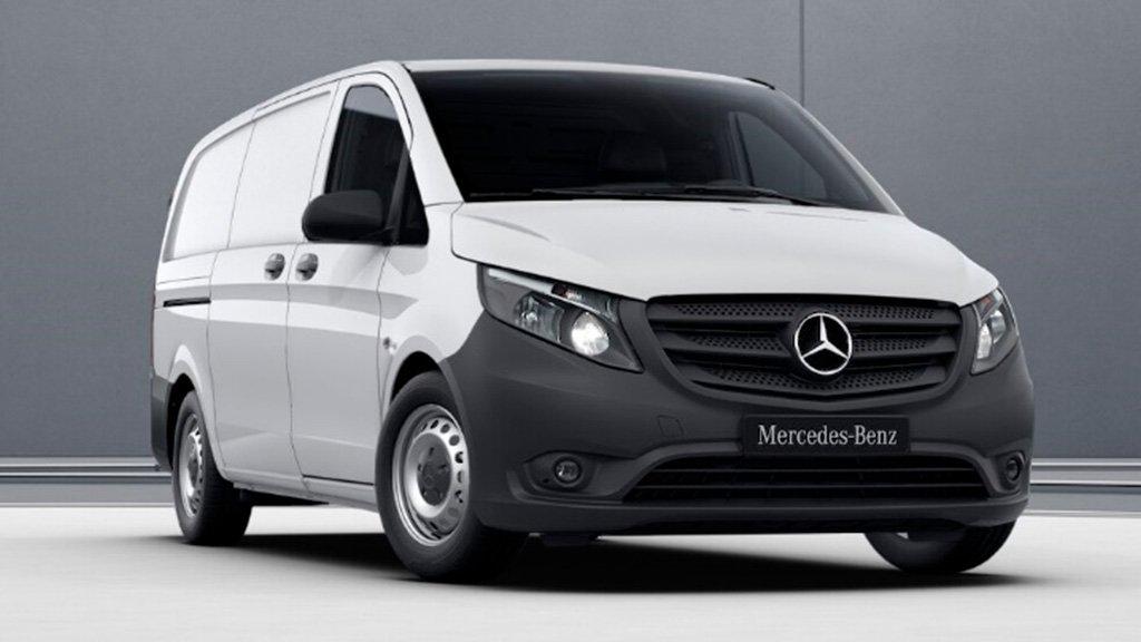 Mercedes-Benz Vito Фургон 109 CDI довгий