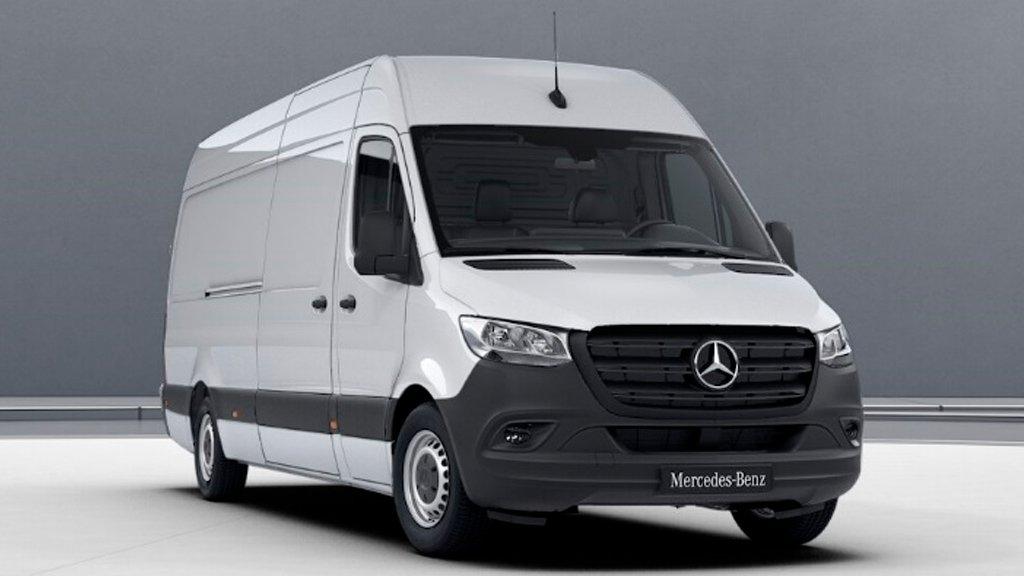 Mercedes-Benz Sprinter Panel van  316 CDI довгий